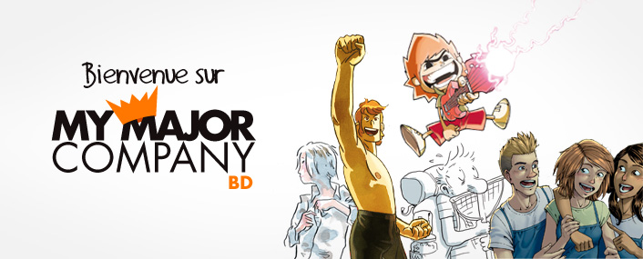 [Web] My Major Company BD Cover_bienvenue_mmcbd